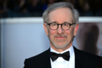 Best Director nominee Steven Spielberg arrives on the red carpet for the 85th Annual Academy Awards on February 24, 2013 in Hollywood, California.