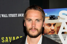 "Actor Taylor Kitsch attends the ""Savages"" New York premiere at SVA Theater on June 27, 2012 in New York City."