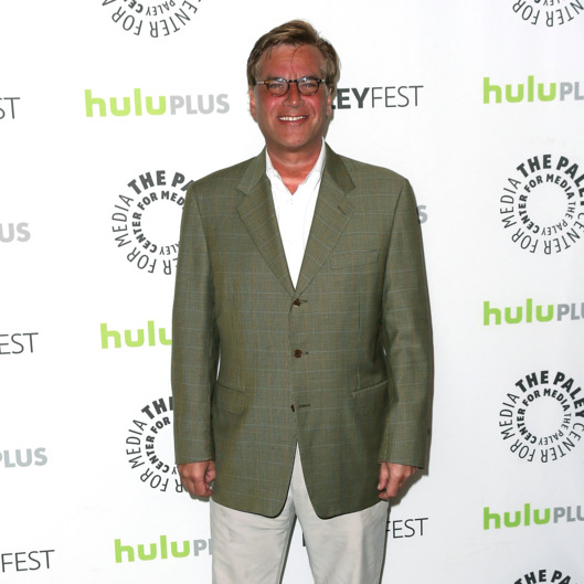 "Executive producer Aaron Sorkin attends The Paley Center For Media's PaleyFest 2013 honoring ""The Newsroom"" at the Saban Theatre on March 3, 2013 in Beverly Hills, California."