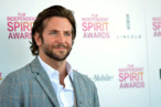 Actor Bradley Cooper attends the 2013 Film Independent Spirit Awards at Santa Monica Beach on February 23, 2013 in Santa Monica, California.