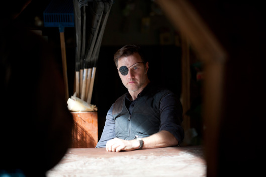 The Governor (David Morrissey) - The Walking Dead - Season 3, Episode 13