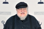 "Executive Producer George R.R. Martin attends The Academy of Television Arts & Sciences'  Presents An Evening With ""Game of Thrones"" at TCL Chinese Theatre on March 19, 2013 in Hollywood, California."