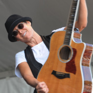  Michelle Shocked performs during the 2011 New Orleans Jazz &amp; Heritage Festival - Day 4 presented by Shell at The Fair Grounds Race Course on May 5, 2011 in New Orleans, Louisiana.  