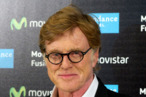 Actor Robert Redford attends Sundance Channel launch cocktail at the Telefonica store on November 26, 2012 in Madrid, Spain.