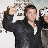 Celebrities attend the 'Rock Of Ages' movie premiere held at Crown Casino in Melbourne. Celebrities included Molly Meldrum, Luke Hemsworth and Georgia Sinclair. <P> Pictured: Guest <P> <B>Ref: SPL404600  120612  </B><BR/> Picture by: Splash News<BR/> </P><P> <B>Splash News and Pictures</B><BR/> Los Angeles:310-821-2666<BR/> New York:212-619-2666<BR/> London:870-934-2666<BR/> photodesk@splashnews.com<BR/> </P>
