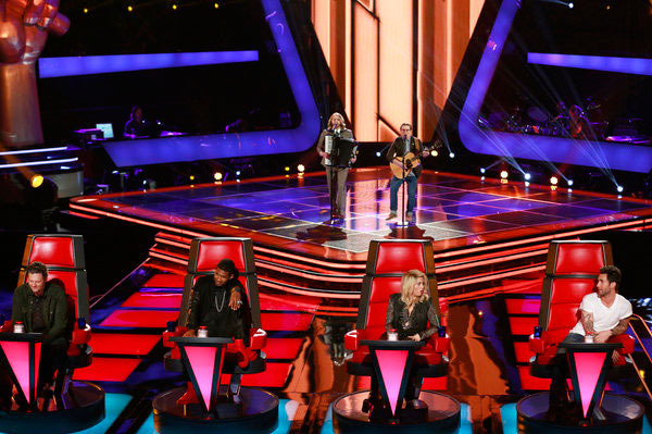 "THE VOICE -- ""Blind Auditions"" Episode 402"