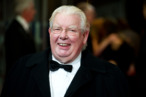 LONDON, ENGLAND - NOVEMBER 28: Richard Griffiths attends the royal film performance of Martin Scorsese's 'Hugo in 3D' at the Odeon Leicester Square on November 28, 2011 in London, England.(Photo by Ian Gavan/Getty Images)