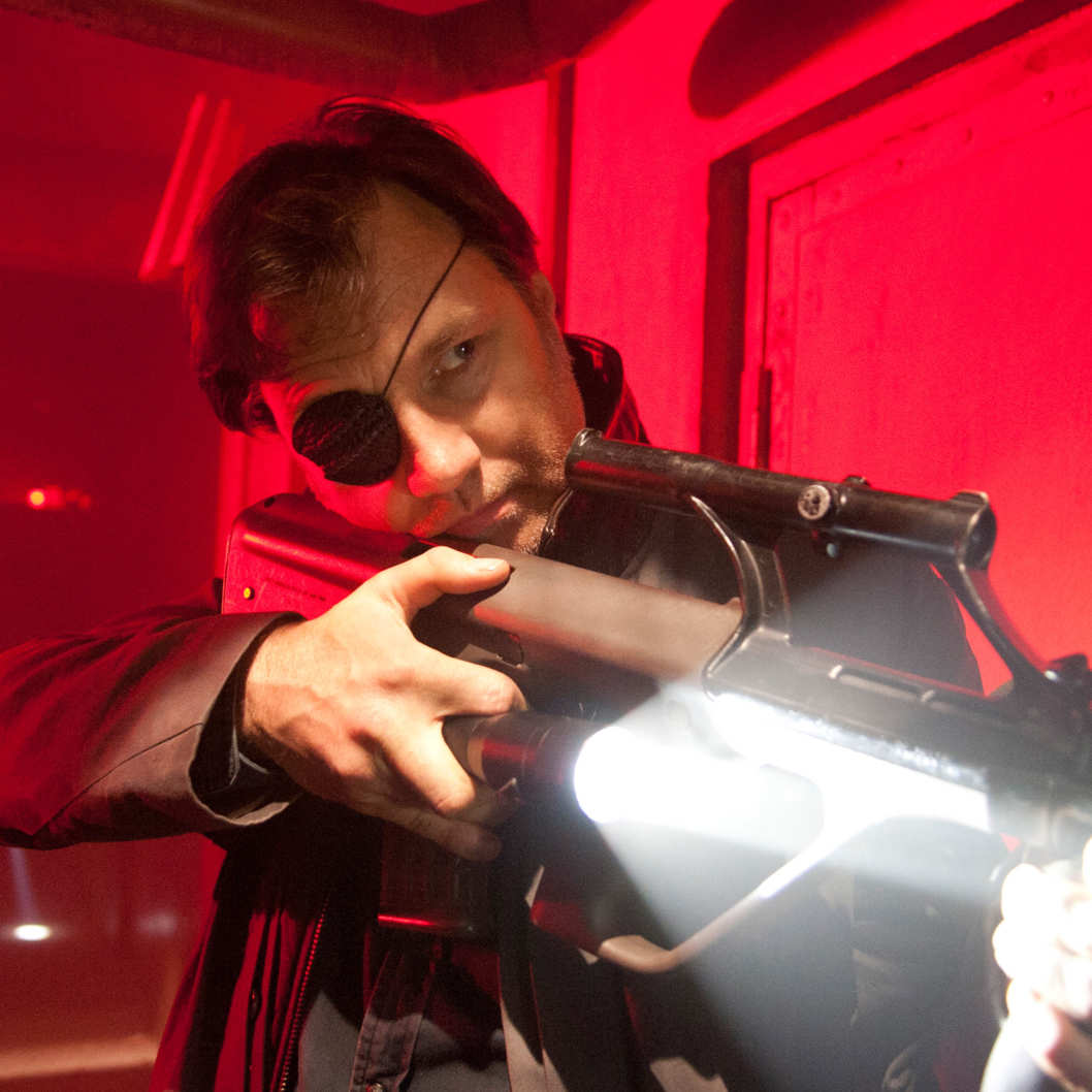The Governor (David Morrissey) - The Walking Dead - Season 3, Episode 16.