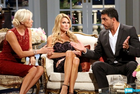 Real Housewives Beverly Hills Reunion