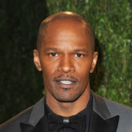 WEST HOLLYWOOD, CA - FEBRUARY 24:  Actor Jamie Foxx arrives at the 2013 Vanity Fair Oscar Party hosted by Graydon Carter at Sunset Tower on February 24, 2013 in West Hollywood, California.  (Photo by Pascal Le Segretain/Getty Images)