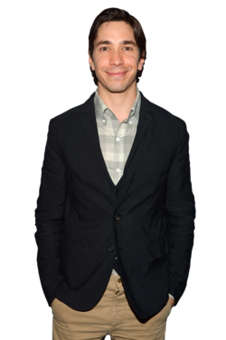 "Actor Justin Long attends the Tribeca Film Festival 2013 After Party ""A Case Of You"" Sponsored By Diet Pepsi on April 21, 2013 in New York City."