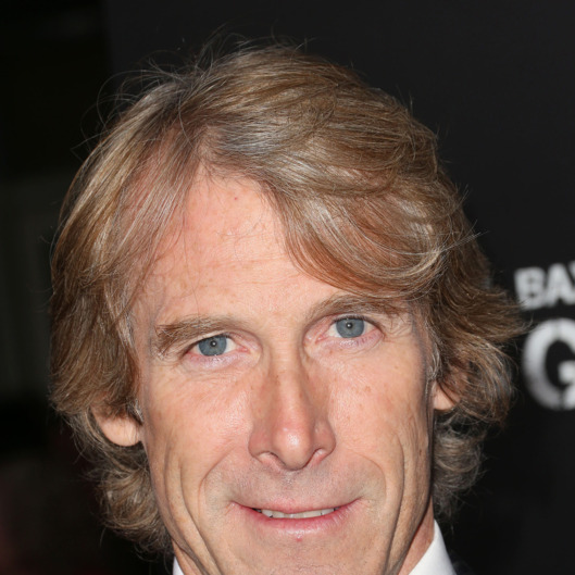 "Director/producer Michael Bay attends the premiere of Paramount Pictures' ""Pain & Gain"" at the TCL Chinese Theatre on April 22, 2013 in Hollywood, California."