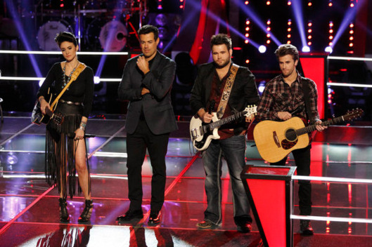 "THE VOICE -- ""Knockout Rounds"""
