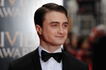 LONDON, ENGLAND - APRIL 28:  Daniel Radcliffe attends The Laurence Olivier Awards at the Royal Opera House on April 28, 2013 in London, England.  (Photo by Ben A. Pruchnie/Getty Images)