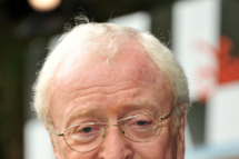 "Michael Caine attends the pre party for the ""CARS 2"" UK premiere at Whitehall Gardens on July 17, 2011 in London, England."