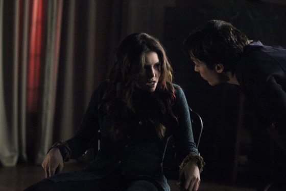 "The Vampire Diaries -- ""She's Come Undone"""
