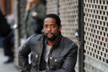 "Blair Underwood reprising the title role in the Nbc-Tv pilot ""Ironside""  on April 2, 2013 in New York City."