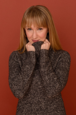 PARK CITY, UT - JANUARY 21:  Actress Halley Feiffer poses for a portrait