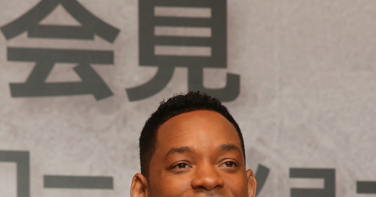 Will Smith When He Was 14
