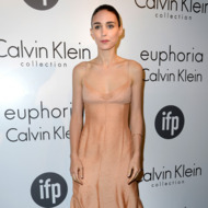 Actress Rooney Mara attends the The IFP, Calvin Klein Collection &amp; Euphoria Calvin Klein Celebrate Women In Film At The 66th Cannes Film Festival on May 16, 2013 in Cannes, France.