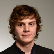 "NEW YORK, NY - APRIL 19:  Actor Evan Peters of the film ""Adult World"" attends the Tribeca Film Festival 2013 portrait studio on April 19, 2013 in New York City.  (Photo by Larry Busacca/Getty Images)"