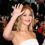 CANNES, FRANCE - MAY 18:  Actress Jennifer Lawrence attends the 'Jimmy P. (Psychotherapy Of A Plains Indian)' Premiere during the 66th Annual Cannes Film Festival at the Palais des Festivals on May 18, 2013 in Cannes, France.  (Photo by Andreas Rentz/Getty Images)