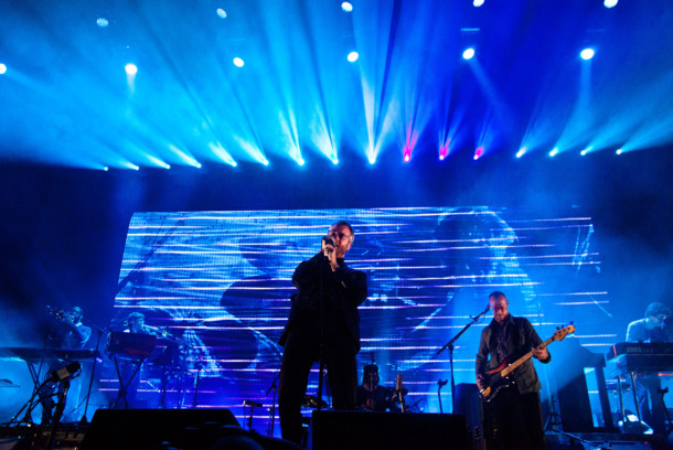 The National perform at Barclays Center in Brooklyn, NY on June 5, 2013