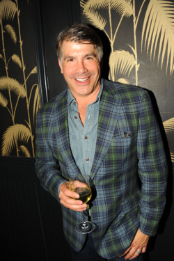 Bryan Batt==Girard-Perregaux and The Cinema Society with DeLeón host the after party for Sony Pictures Classics' I'M SO EXCITED==No. 8, NYC==June 6, 2013==©Patrick McMullan.