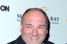 LAS VEGAS, NV - DECEMBER 03:  James Gandolfini arrives at the Las Vegas premiere of Michael Jackson THE IMMORTAL World Tour by Cirque du Soleil at the Mandalay Bay Resort & Casino December 3, 2011 in Las Vegas, Nevada. (Photo by Jeff Bottari/Getty Images)