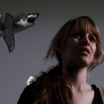 "SHARKNADO -- ""Syfy Original Movie"" -- Pictured: Aubrey Peeples as Claudia -- (Photo by: Syfy)"