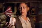 "VERA FARMIGA as Lorraine Warren in New Line Cinema's supernatural thriller ""THE CONJURING,"" a Warner Bros. Pictures release."