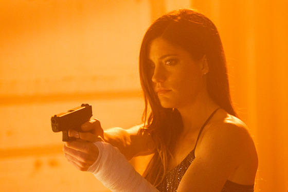 Jennifer Carpenter as Debra Morgan in Dexter (Season 8, episode 4) - Photo: Randy Tepper/Showtime - Photo ID: Dexter_804_1817