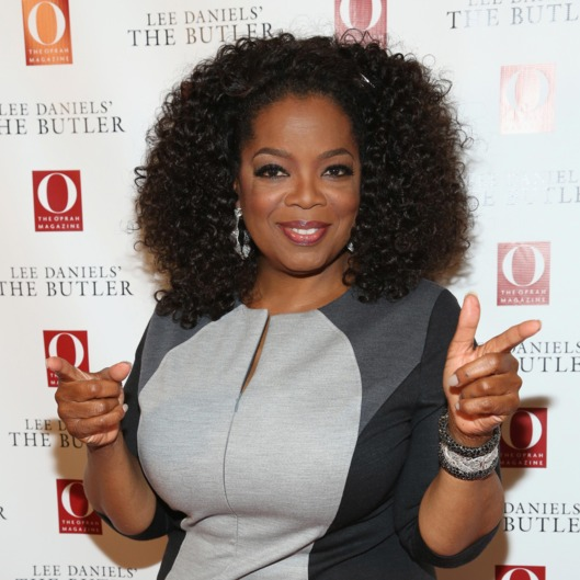 "Oprah Winfrey attends the O, The Oprah Magazine's special advance screening of  ""Lee Daniels' The Butler"" at The Hearst Tower on July 31, 2013 in New York City."