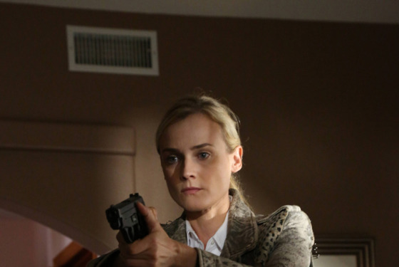 "THE BRIDGE - ""The Beast"" - Episode 5 (Airs, Wednesday, August 7, 10:00 pm e/p) Pictured: Diane Kruger as Sonya Cross. CR: Byron Cohen/FX Network"