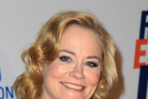 "Actress Cybill Shepherd attends the 19th Annual Race To Erase MS - ""Glam Rock To Erase MS"" event at the Hyatt Regency Century Plaza on May 18, 2012 in Century City, California."