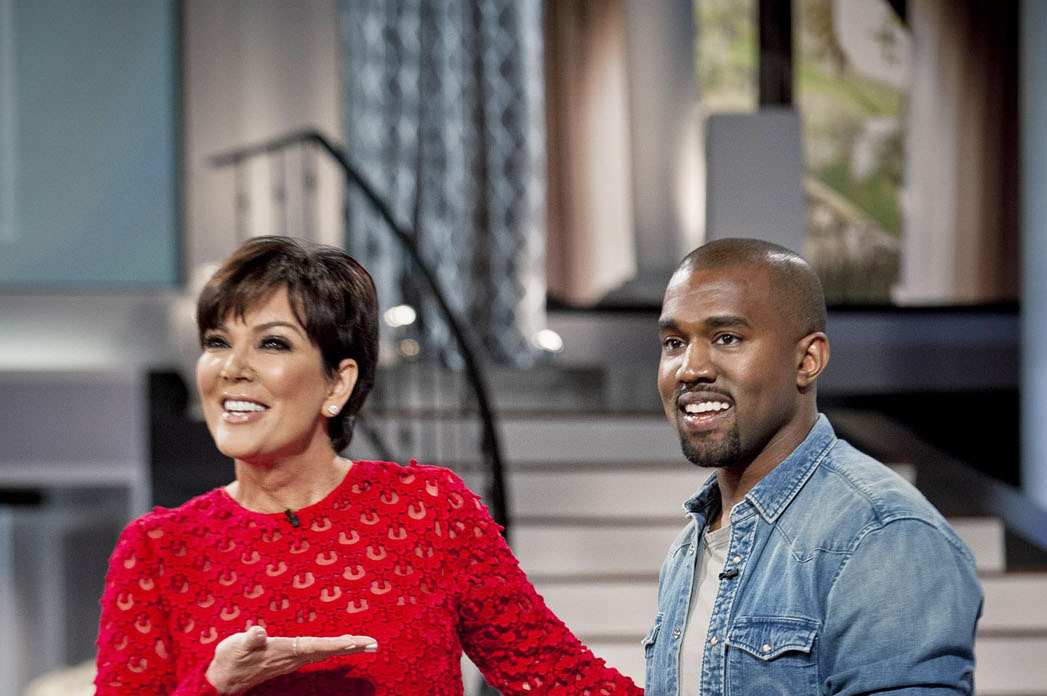 The Kris Jenna Show / Kanye West