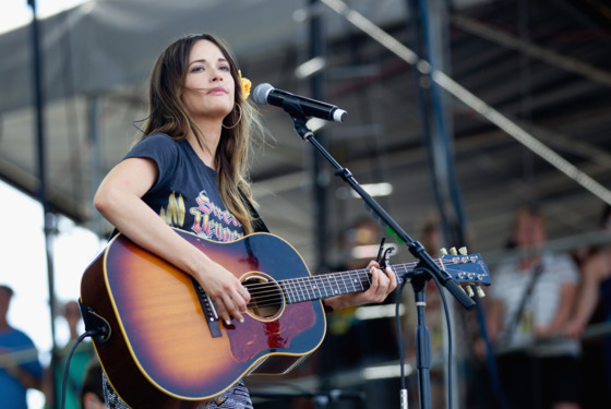 NAPA, CA - MAY 12:  Kacey Musgraves is performing on day 4 of Bottle Rock Napa Valley Festival at Napa Valley Expo on May 12, 2013 in Napa, California.  (Photo by Miikka Skaffari/FilmMagic)