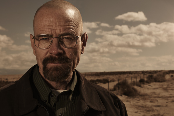 Walter White (Bryan Cranston) - Breaking Bad _ Season