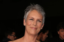 "BEVERLY HILLS, CA - NOVEMBER 20:  Actress Jamie Lee Curtis arrives at the premiere of Fox Searchlight Pictures' ""Hitchcock"" at the Academy of Motion Picture Arts and Sciences Samuel Goldwyn Theater on November 20, 2012 in Beverly Hills, California.  (Photo by Christopher Polk/Getty Images)"