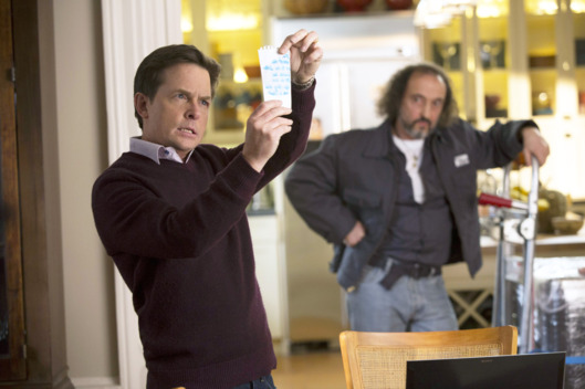 THE MICHAEL J. FOX SHOW  -- Pilot -- Pictured: Michael J. Fox as Mike Henry -- (Photo by: Eric Liebowitz/NBC)
