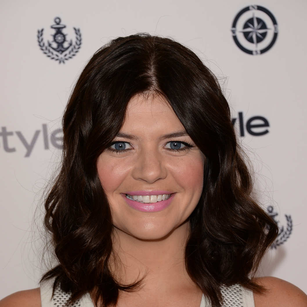 WEST HOLLYWOOD, CA - AUGUST 14:  Actress Casey Wilson attends the InStyle Summer Soiree held Poolside at the Mondrian hotel on August 14, 2013 in West Hollywood, California.  (Photo by Jason Merritt/Getty Images)