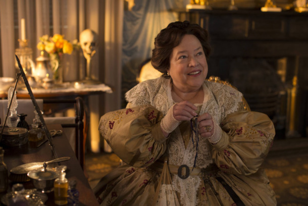AMERICAN HORROR STORY: COVEN Bitchcraft - Kathy Bates as Madame LaLaurie