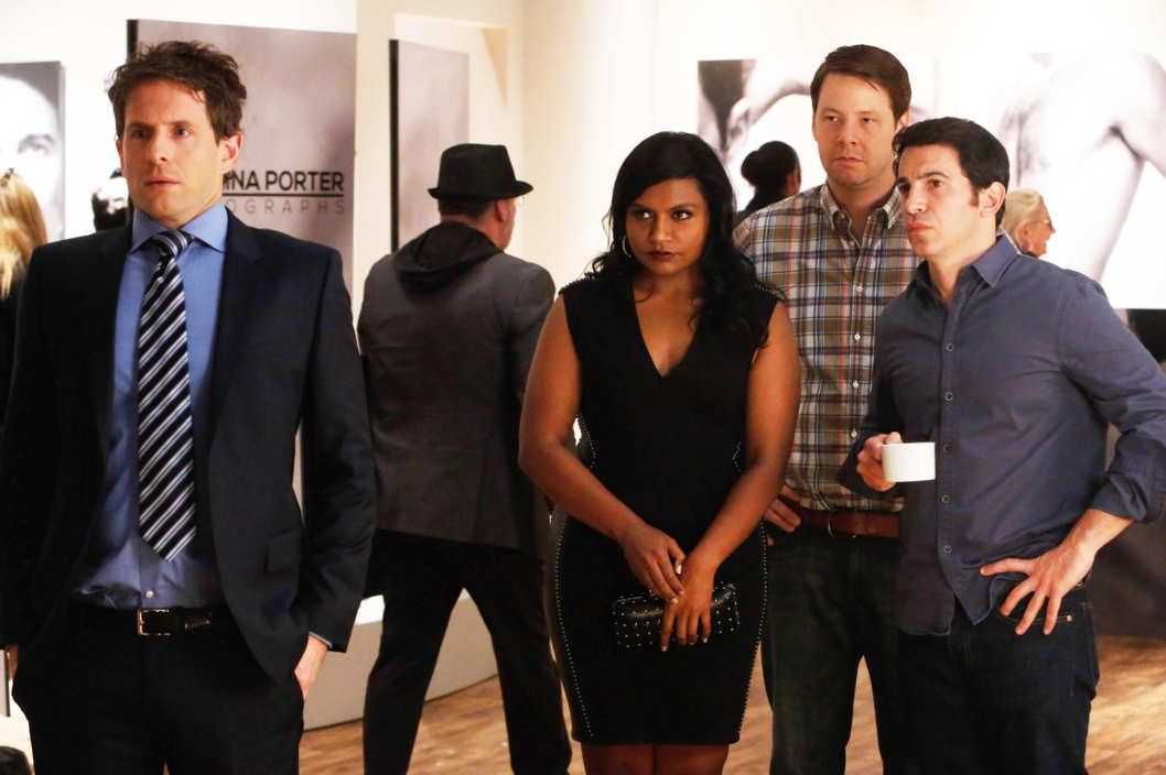 THE MINDY PROJECT: