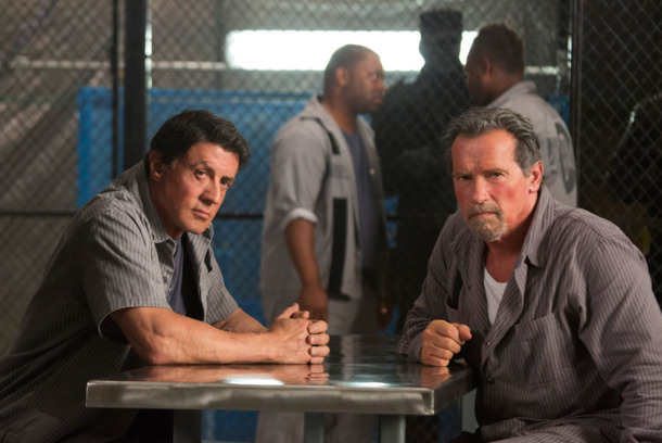 ESCAPE PLAN    Ph: Steve Dietl  © 2013 Summit Entertainment, LLC.  All rights reserved.