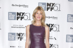 """NEW YORK, NY - OCTOBER 08:  Actress Laura Dern attends the """"Nebraska"""" premiere during the 51st New York Film Festival at Alice Tully Hall at Lincoln Center on October 8, 2013 in New York City.  (Photo by Jemal Countess/Getty Images)"""