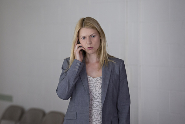 Claire Danes as Carrie Mathison in Homeland (Season 3, Episode 4). - Photo:  Kent Smith/SHOWTIME - Photo ID;  homeland_304_0558.R