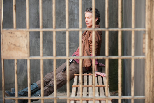 Carol (Melissa Suzanne McBride) - The Walking Dead _ Season 4, Episode 3 - Photo Credit: Gene Page/AMC