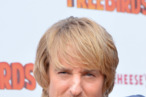 """HOLLYWOOD, CA - OCTOBER 13:  Actor Owen Wilson arrives at the premiere of Relativity Media's """"Free Birds"""" at the Westwood Village Theatre on October 13, 2013 in Hollywood, California.  (Photo by Alberto E. Rodriguez/Getty Images for Relativity Media)"""