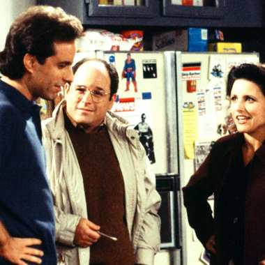 Can You Guess the Famous Seinfeld Quote?