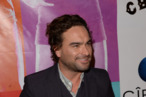 HOLLYWOOD, CA - OCTOBER 01:  Actor Johnny Galecki attends a screening of Xlrator Media's 'CBGB' at ArcLight Cinemas on October 1, 2013 in Hollywood, California.  (Photo by Jason Merritt/Getty Images)